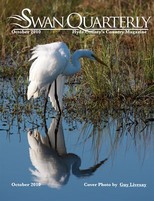 Swan Quarterly October Issue 2010