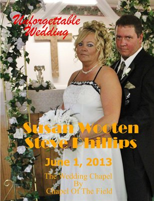Phillips & Wooten Wedding