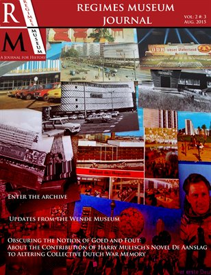 Regimes Museum Journal Volume 2, Edition 3