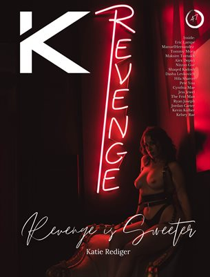 Kansha Magazine Chapter 47 Featuring Katie Rediger