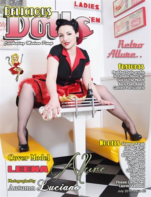 Delicious Dolls Issue #6 - Modern Pinup At Its Finest
