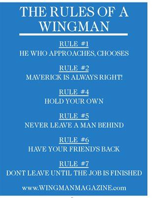 Wingman rules