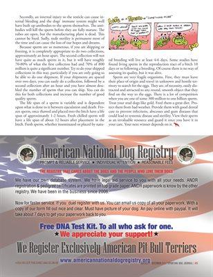 Sporting Dog Journal | SDJ November - December 2016 | MagCloud