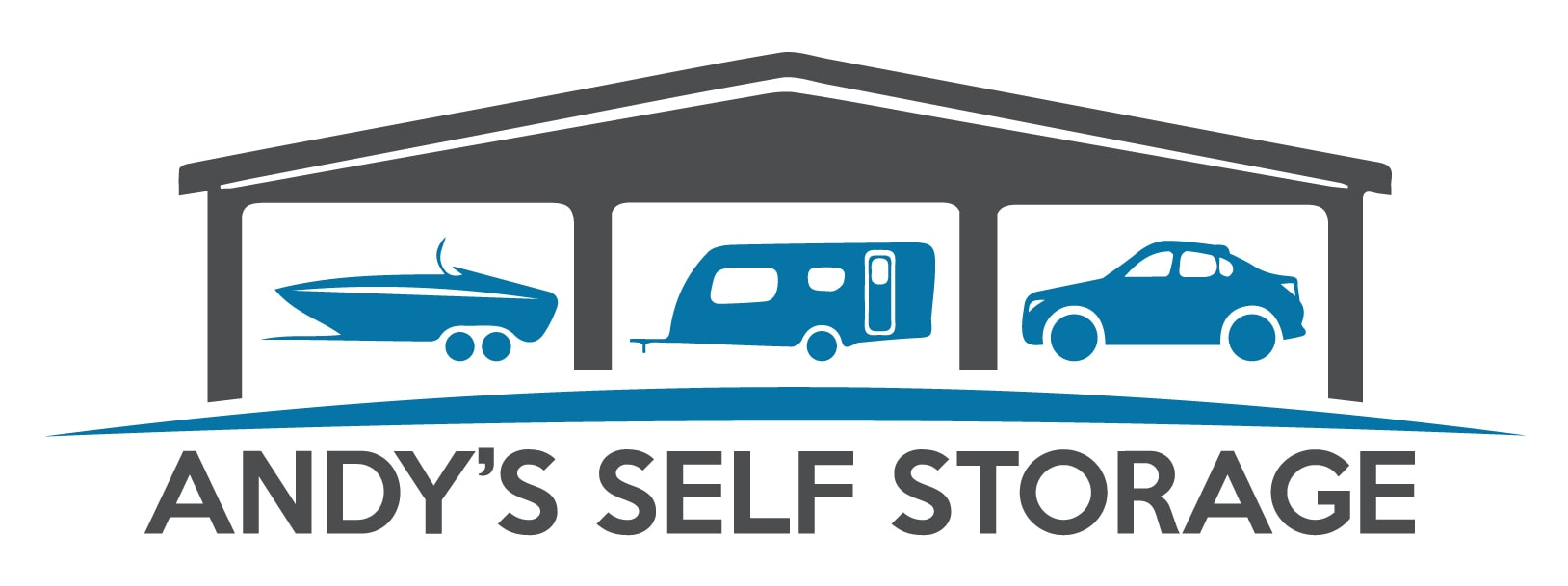 Andys Self Storage Logo
