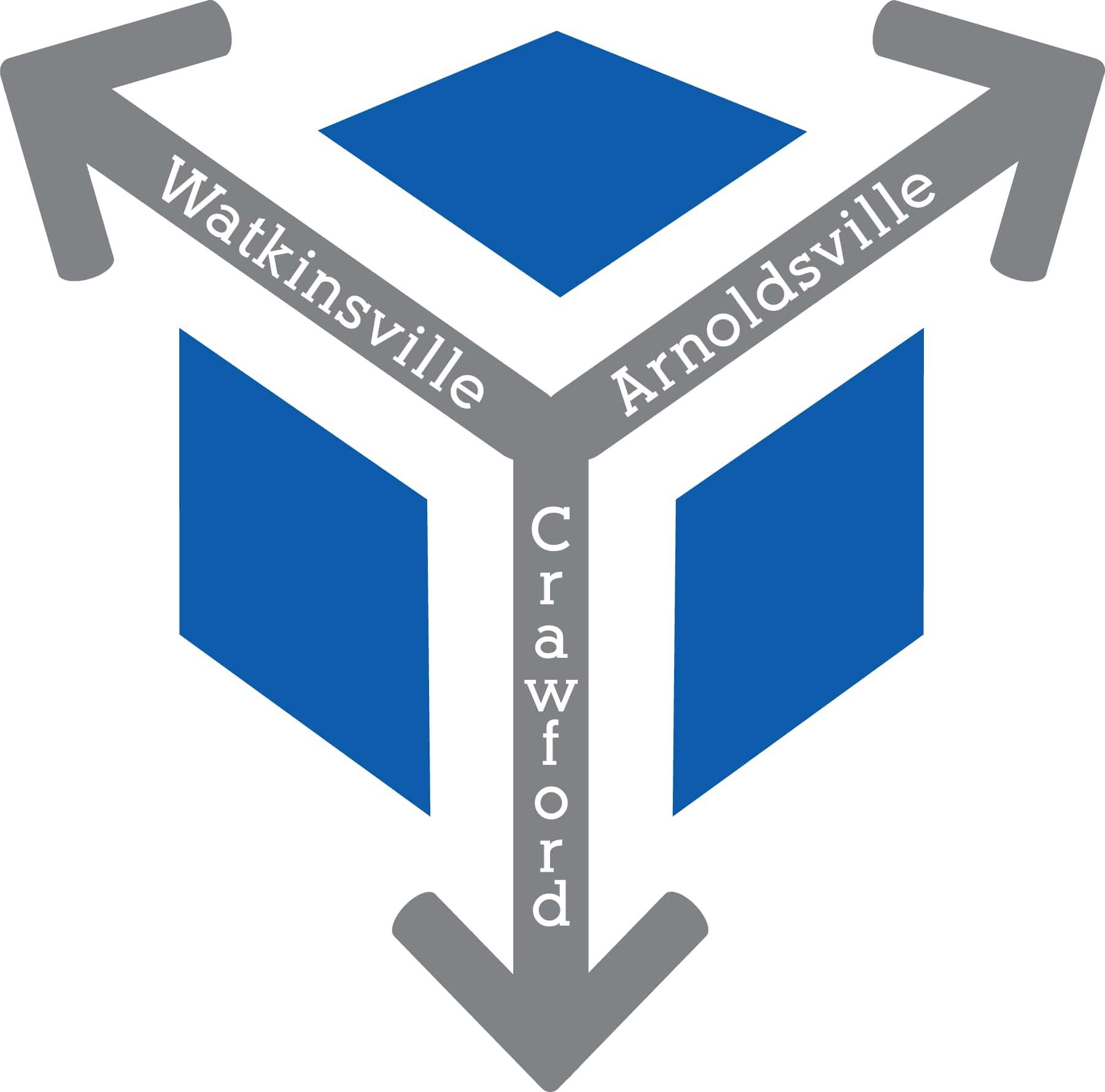 Arnoldsville Storage Logo
