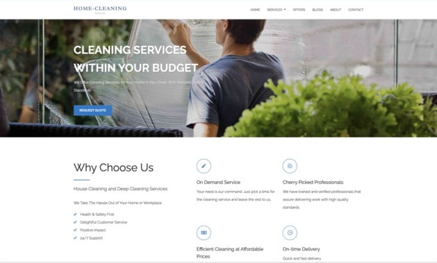 home-cleaning-services-website-design-company-houston