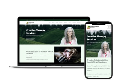 health-therapy-website-design
