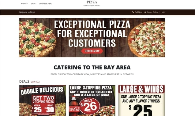 pizza-restaurant-website-design-agency-houston