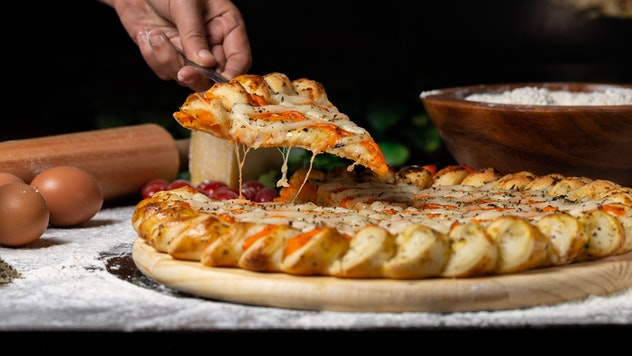 Pizza Restaurant Website Theme and Services