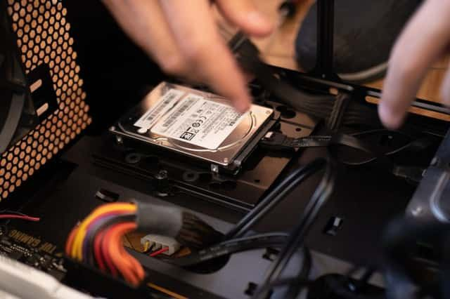 Hard drive upgrade or hard drive replacement in houston tx