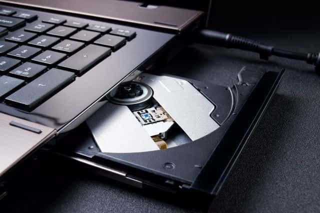 Optical disk drive installation or upgrade in houston tx