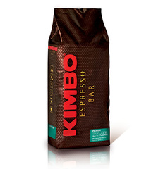 Kimbo premium whole bean espresso