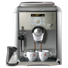 Gaggia platinum swing up with milk island
