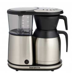 The New Bonavita Stainless Steel Lined Carafe Coffee Maker.