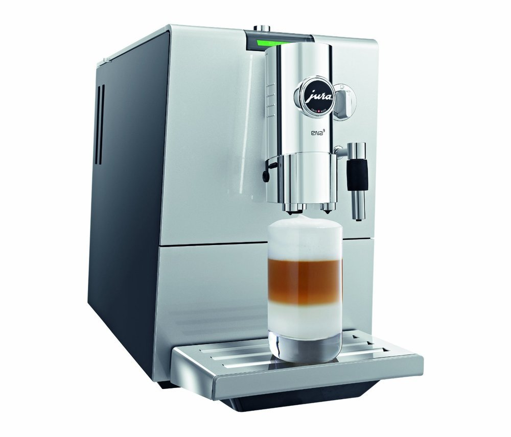 refurbished ena 9 onetouch espresso machine whole latte love - Jura Espresso