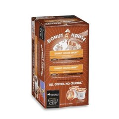 Keurig donut house collection decaf extra bold