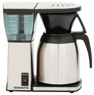 Bonavita BV1800SS Thermal Carafe Coffee Brewer - Lavazza USA