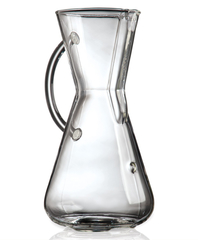 Chemex glass handle 3 cup profile
