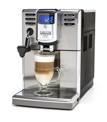 Gaggia Anima Deluxe Super-Automatic Espresso Machine Main