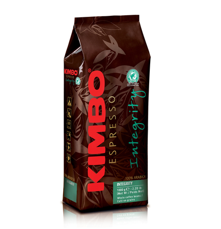 Kimbo Integrity Whole Bean Espresso