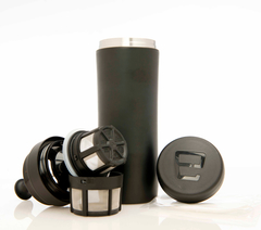 Espro Travel Press for Coffee in Black