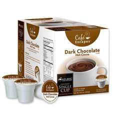 Café Escapes Dark Chocolate K-Cup® Packs