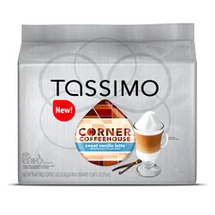Tassimo T-Disc Corner Coffee House Sweet Vanilla Latte