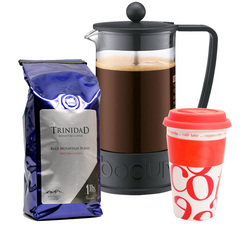 Complete Coffee Press Gift Set