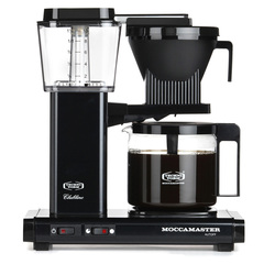 Technivorm Moccamaster KBG741 AO Black Metallic Coffee Maker