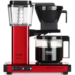 Technivorm Moccamaster KBG741 AO Red Metallic Coffee Maker