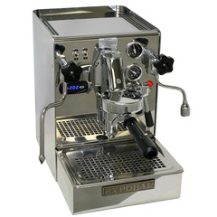 Refurbished Expobar Brewtus IV with Vibration Pump Semi-Automatic Espresso Machine