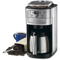 Cuisinart DGB-900 Grind & Brew Thermal Carafe 12-Cup Automatic Coffee Maker