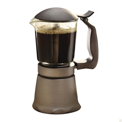 Primula Glass Top Espresso Coffee Maker