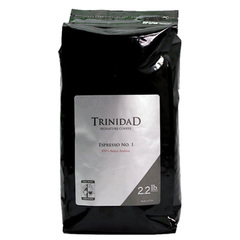 Trinidad Coffee Espresso 2.2LB Whole Bean