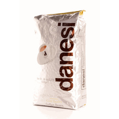 Danesi Caffe Espresso Gold Whole Bean Coffee in Bags