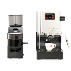 Gaggia Classic and MDF Brew-Ready Pack
