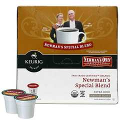 Newman's Own Special Blend Extra Bold K-Cup® Packs