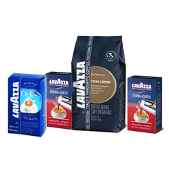 Lavazza Coffee Entertainer's Pack