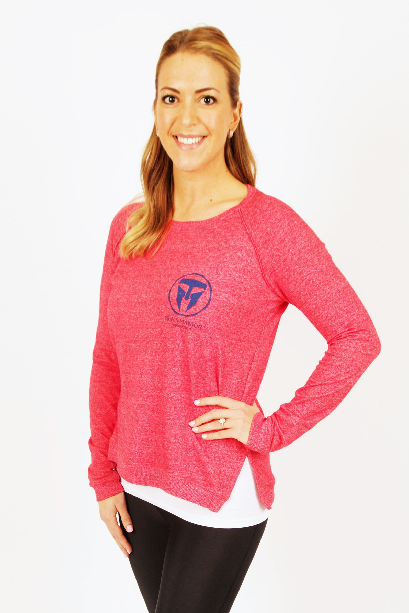 TMF Womens Eco Pullover