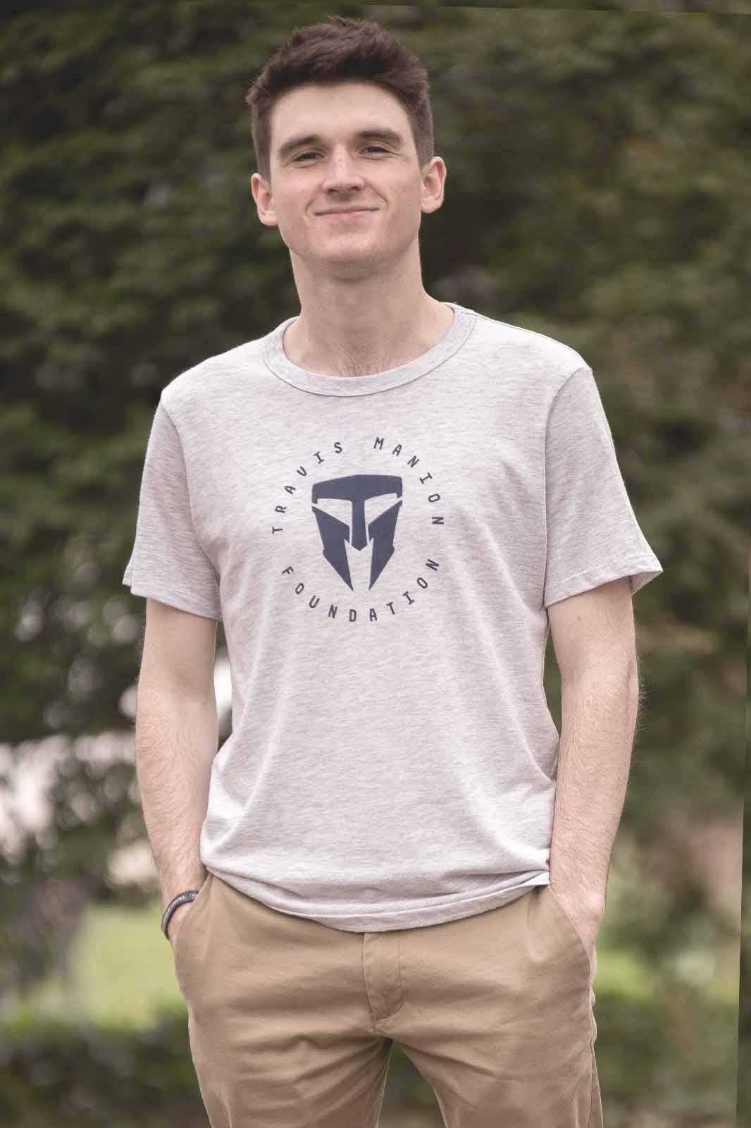 Travis Manion Foundation Eco Crew T-shirt