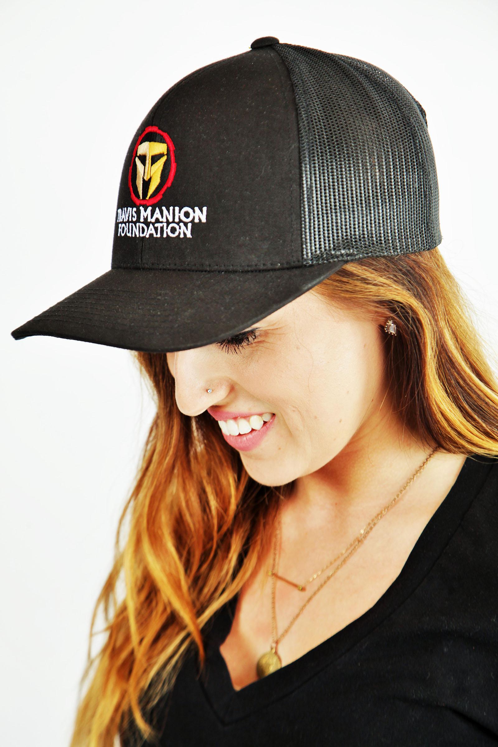 Travis Manion Foundation Unisex Trucker Mesh Hat