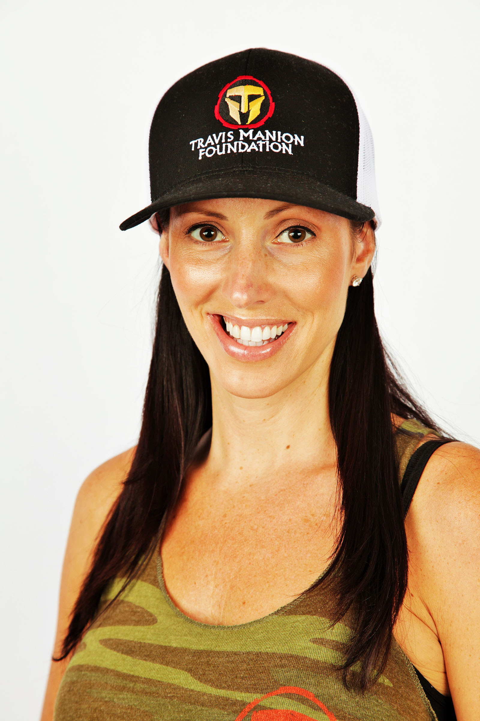 Travis Manion Foundation Unisex Trucker Mesh Hat