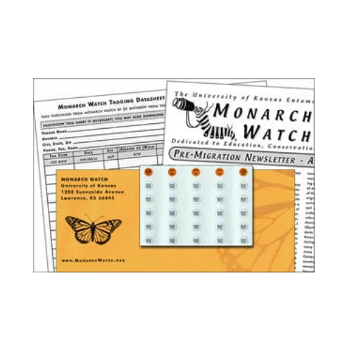 Monarch Watch Monarch Tagging Kit