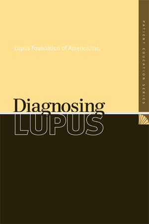 Diagnosing Lupus Booklet