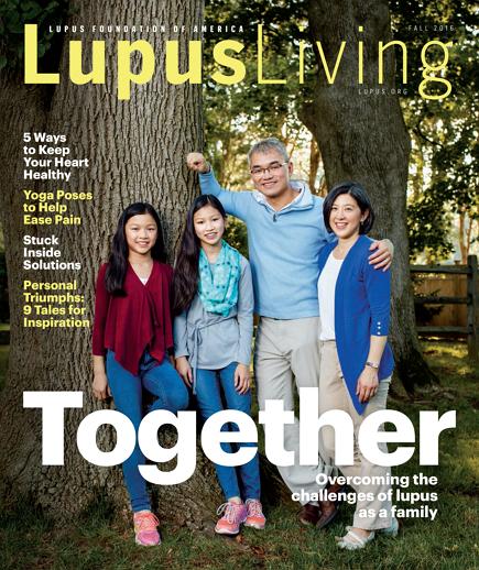 Lupus Living Magazine Subscription