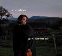 Good Summer Rain CD by Erica Wheeler