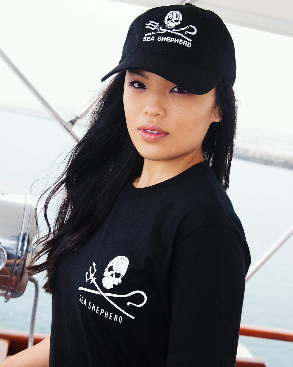 Jolly Roger Cap - 100% Organic Cotton