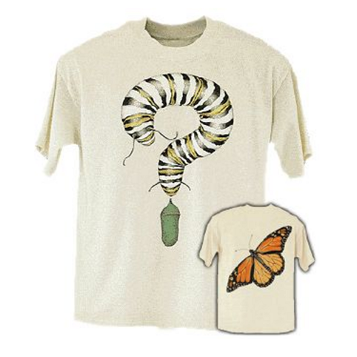 Monarch Watch Monarch Metamorphosis Kids T-Shirt