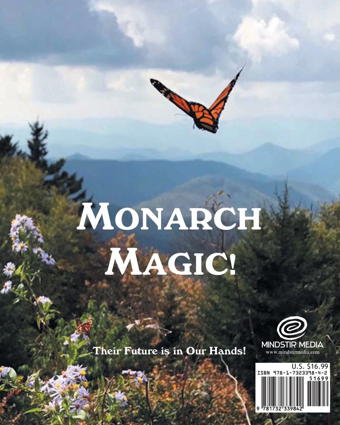 Monarch Magic! Butterfly Activities & Nature Discoveries - 138282