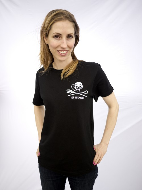 Jolly Roger Dive Short-Sleeve T-Shirt - 100% Organic Cotton